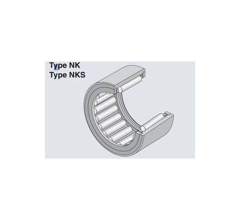 NTN NK18/20RCT Machined Ring Needle Roller Bearing (Inside Dia - 18mm, Outside Dia - 26mm) by NTN