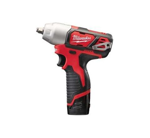 Milwaukee M12BIW38-202C 0 - 2500 RPM Compact Impact Wrench by Milwaukee