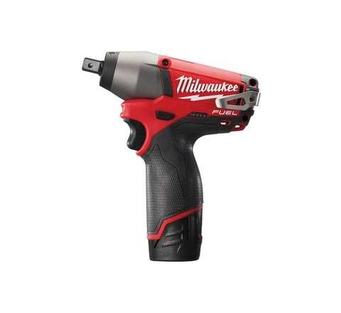 Milwaukee M12CIW12-202C 2650 RPM Brushless Impact wrench by Milwaukee