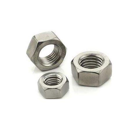 Mahavir Fasteners Stainless Steel Heavy Hex Nut (Dia 3/8 inch, Grade 304)by Mahavir Fasteners