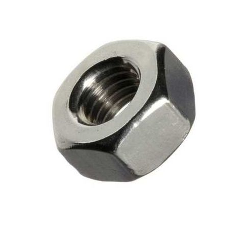 Mahavir Fasteners Hex Nut Stainless Steel A2-304 3/8 inchby Mahavir Fasteners