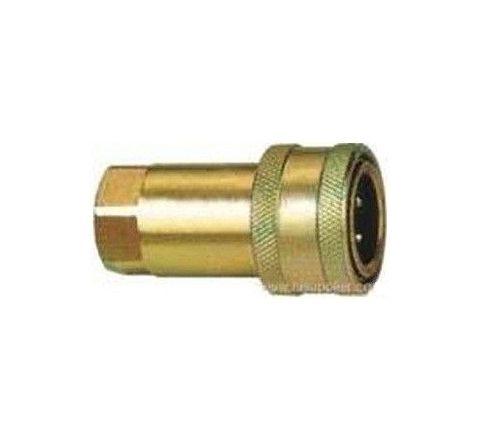 """Tirupati SHQ1-08SF 1"""" Female Hydraulic Quick Coupler by Tirupati"""