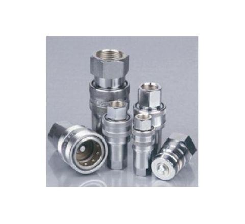 "JELPC (KZD-03SF) Hydraulic Nitto Brass Type Coupler 3/8"" (BSP) by JELPC"