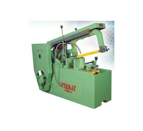 Veekay 12 inch Hydraulic Hacksaw Machine 550 kg by Veekay