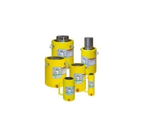 Hrdraumech (Capacity : 25 Ton) Remote Control Type Hydraulic Jack - Plain Ram by Hrdraumech