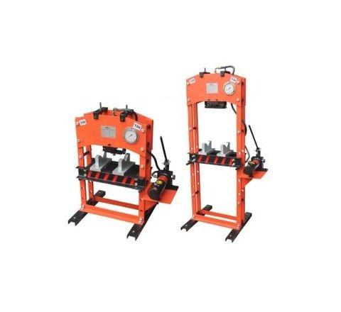 Inder P-183F Capacity 15 Ton Motorised Hydraulic Press by Inder