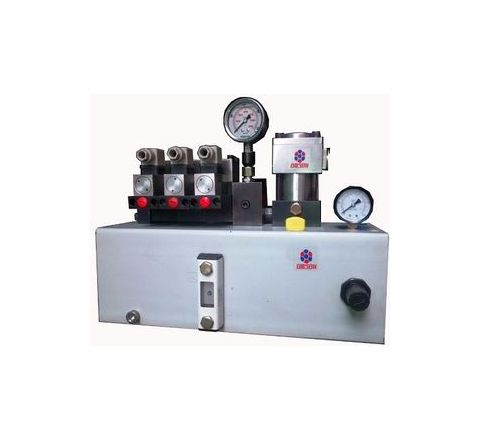 Omson PV3D Circuit - 3 Quick Die Clamping Unit 25 kg by Omson
