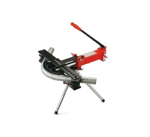 Inder Motorised Pipe bender with Higned Frame Without Formers P-215B by Inder