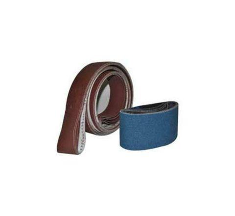 Wolcut (Width-150mm , Length-1220mm) Grit-80 Abrasive Cloth Narrow Belts