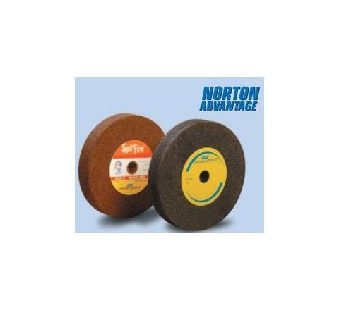Norton V109 Coarse Super Bonded Off Hand Portable (Dia 150mm Thickness 20mm Bore 31.75mm)