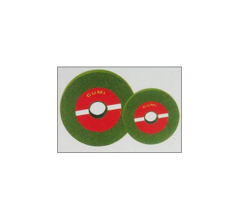 Carborundum G C 80 Green Carbide Wheels Dia 200mm, Thick 25mm, Bore 31.75mm