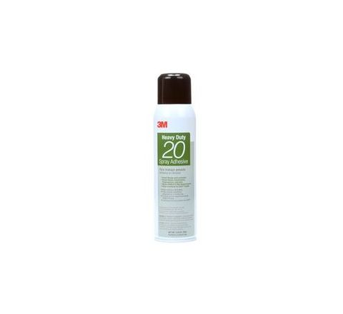 3M 390gm Heavy Duty 20 Spray Adhesive