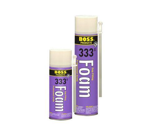 Boss Polyurethane Foam Sealant PU Foam 333