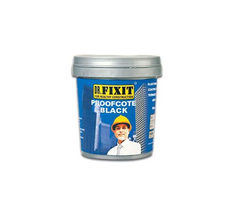 Dr Fixit Proofcote Waterproofing Coating Weight 4 Kg