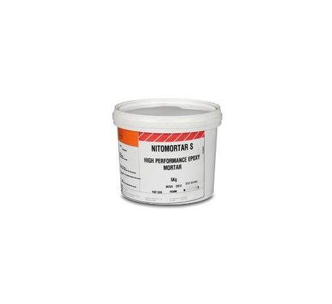 fosroc 10 litre Epoxy Reinstatement Mortar Nitomortar S 1925020.0