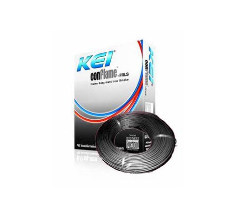 Kei FRLSH Cable Black 90m 4 Sq. mm