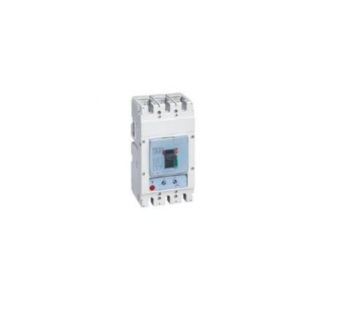 Legrand 3 Pole 63 A 16KA Thermal Magnetic MCCB DPX3 420003