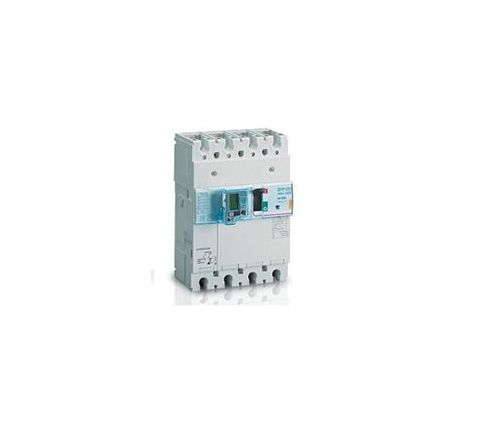 Legrand 4 Pole 36A Thermal Magnetic MCCB DPX3 420278