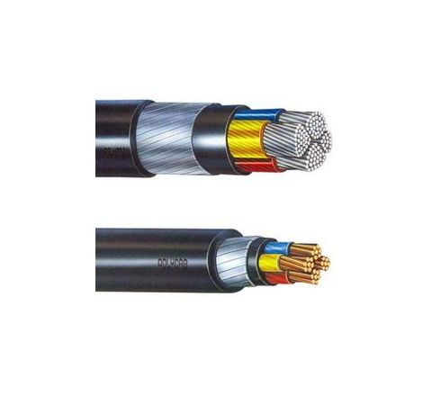 POLYCAB Armoured 2Xwy/2Xfy 6 Sq. mm 3 Core LT Power Cables