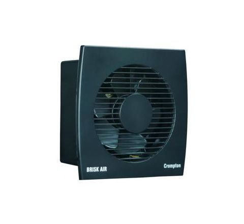 Crompton Brisk Air (Shutter Type) 200 mm 1300 RPM 30 W 8 Inch Exhaust Fan