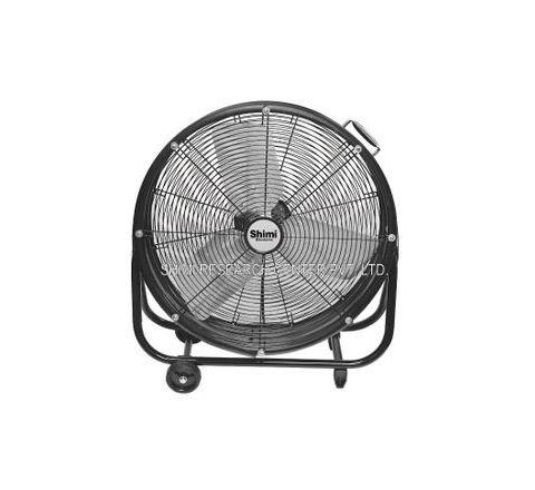 Shimi Portable Industrial Fan 24 Inch Black SBPF2402