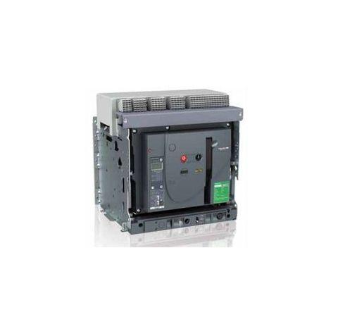 Schneider Draw Out Type Circuit Breaker 800A 4 Pole MVS08N4MW6L