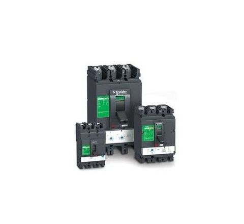 Schneider LV510452 Magnetic Trip type 3 Pole Molded Case Circuit Breaker MCCB