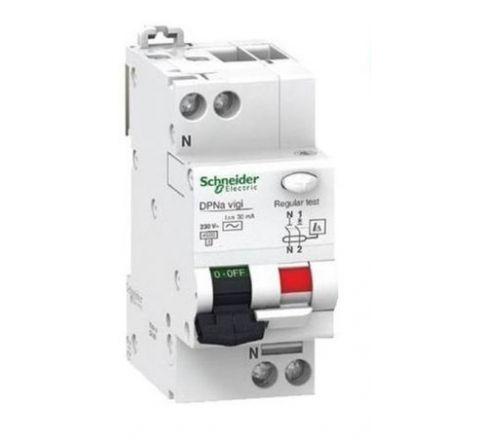 Schneider A9N19663 10 A 30 mA Module - DpnN Vigi Electric Integr Integrated RCBO