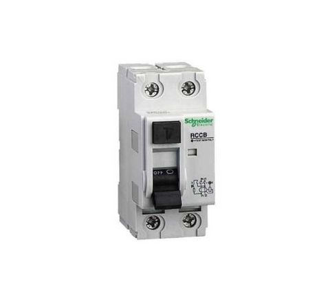 Schneider A9N16212 80 A 30 mA Residual Current Circuit Breaker