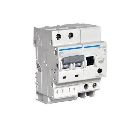 L&T BG202510 25 A 100 mA Residual Current Circuit Breaker