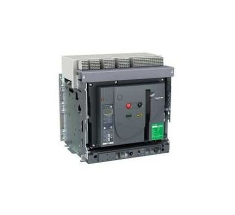 Schneider Draw Out Type Circuit Breaker 1600A 3 Pole MVS16N3MF2L