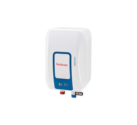 Hindware Water Geyser 3 Litre White And Blue Atlantic HI03PDW30