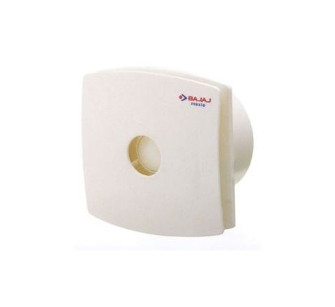 Bajaj Maxio 100 mm Exhaust Fan (Bianco Dom) (Bianco Dom)