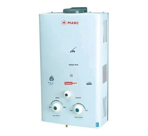 Marc Water Heater 6 L Insta Gas