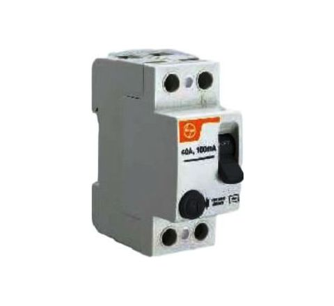 L&T BG206310 63 A 100 mA Residual Current Circuit Breaker