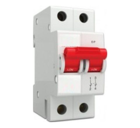 L&T BF210000 Double Pole Isolator