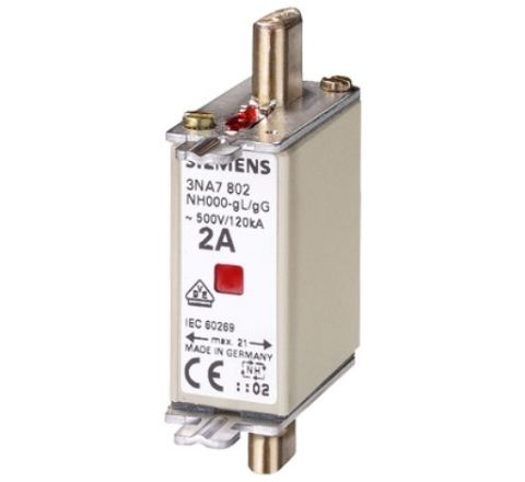 Siemens 3NW NS 4 4 A Low Voltage HRC Fuse(BS)