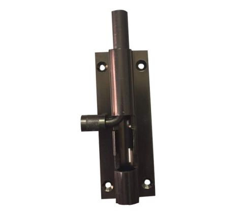 Calix 6 Inch Tower Bolt - Champagne 10mm Dia
