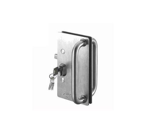 Zaha Glass Door Lock ZHGL-014