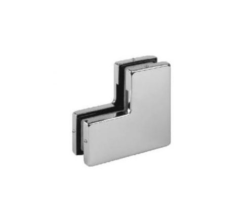 Dorset Top Corner Patch Glass to Glass DPF-328