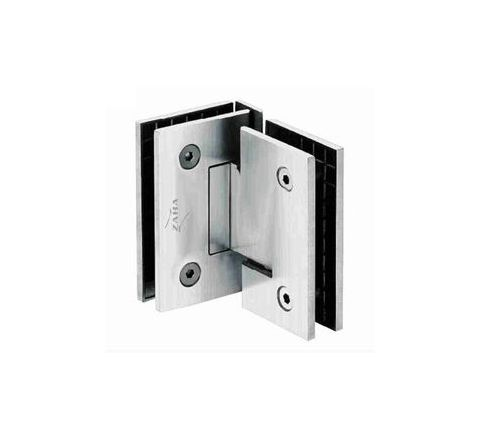Zaha Glass to Glass Hinge 90-degree ZHSF-105