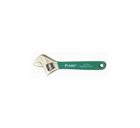 Pro'sKit 1PK-H026 150 mm Adjustable Wrenchby Pro'sKit