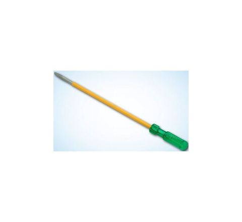 Taparia 928 I Electrician pattern - Insulated Screwdriver (Tip Dimension - 10 x 1.2 mm)by Taparia