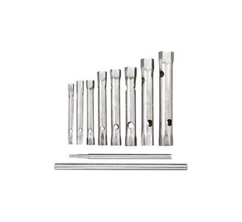 Akar Tubular Box Spanner Set 8 Set PVC Rollby AKAR