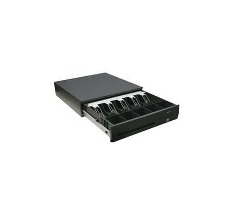 Posiflex Black Cash Drawer - Cr4000