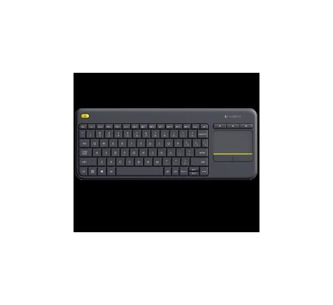 Logitech Cordless Keyboard Mouse k400 plus