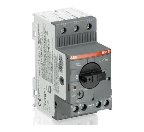 ABB Manual Motor Starter 6.3A MS132-6.3