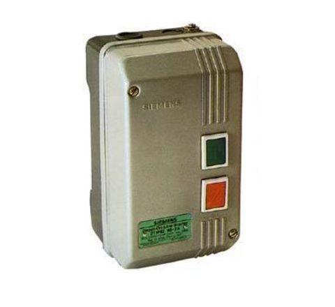 Siemens DOL Starter 2-3.2 Amp For 1.5 HP Motor 3TW42 90-1A.69