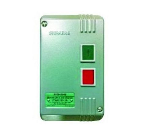 Siemens DOL Starter 0.63-1 Amp For 0.33 HP Motor 3TW42 90-1A.64