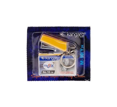 Kangaro M-10/Y2K Stapler and Staples Pack